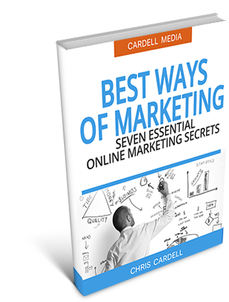 BEST WAYS OF MARKETING - SEVEN ESSENTIAL ONLINE MARKETING SECRETS