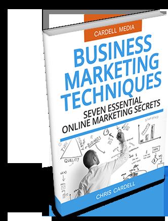 BUSINESS MARKETING TECHNIQUES - SEVEN ESSENTIAL ONLINE MARKETING SECRETS