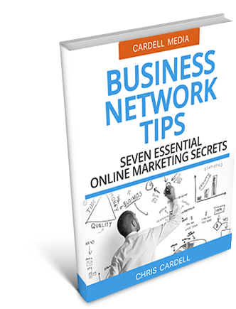 BUSINESS NETWORKING TIPS - SEVEN ESSENTIAL MARKETING SECRETS