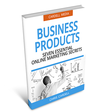 BUSINESS PRODUCTS - SEVEN ESSENTIAL ONLINE MARKETING SECRETS