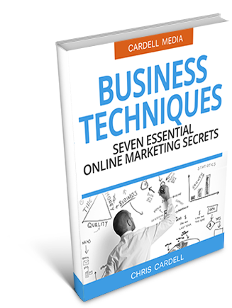 BUSINESS TECHNIQUES - SEVEN ESSENTIAL ONLINE MARKETING SECRETS