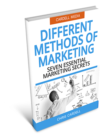 DIFFERENT METHODS OF MARKETING - SEVEN ESSENTIAL MARKETING SECRETS