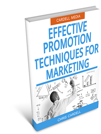 EFFECTIVE PROMOTION TECHNIQUES FOR MARKETING