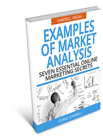 EXAMPLES OF MARKET ANALYSIS - SEVEN ESSENTIAL ONLINE MARKETING SECRETS