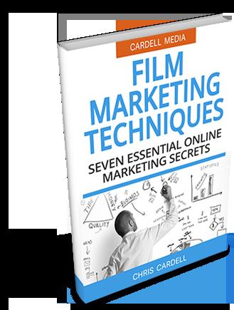 FILM MARKETING TECHNIQUES - SEVEN ESSENTIAL MARKETING SECRETS