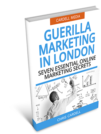 GUERILLA MARKETING IN LONDON - THE SEVEN ESSENTIAL MARKETING CONCEPTS