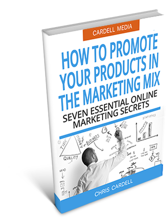 PRODUCT IN THE MARKETING MIX - SEVEN ESSENTIAL ONLINE MARKETING SECRETS