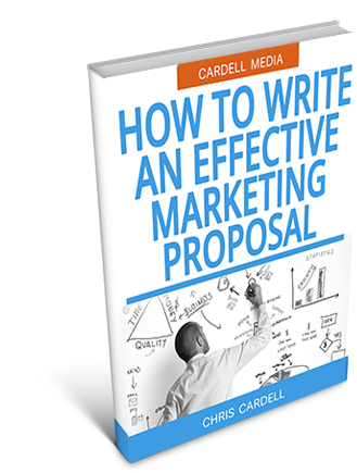 HOW TO WRITE AN EFFECTIVE MARKETING PROPOSAL