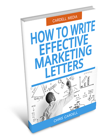 WRITING A MARKETING LETTER EXAMPLE - HOW TO WRITE EFFECTIVE MARKETING LETTERS