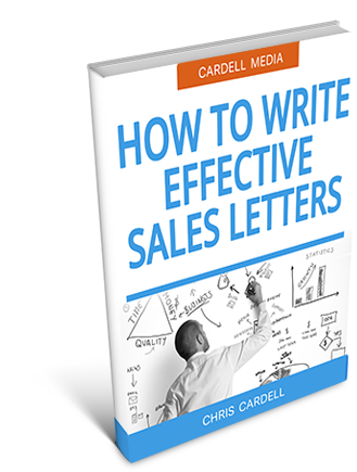 HOW TO WRITE A SALES LETTER