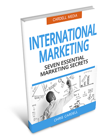 INTERNATIONAL MARKETING COMPANIES - THE SEVEN ESSENTIAL SECRETS TO ONLINE MARKETING