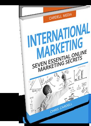 INTERNATIONAL MARKETING PLANNING - THE SEVEN SECRETS TO SUCCESSFUL INTERNATIONAL MARKETING