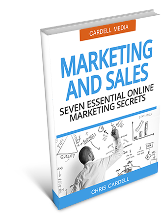 SALES AND MARKETING SKILLS - SEVEN ESSENTIAL ONLINE MARKETING SECRETS