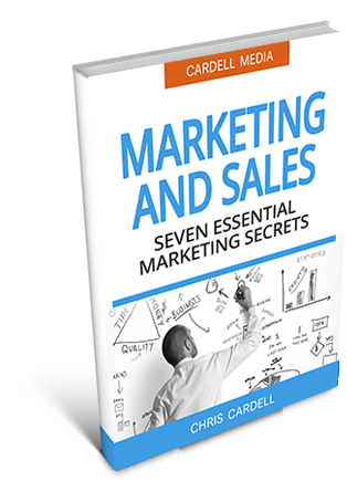 MARKETING AND SALES DEFINITIONS - THE SEVEN ESSENTIAL MARKETING CONCEPTS