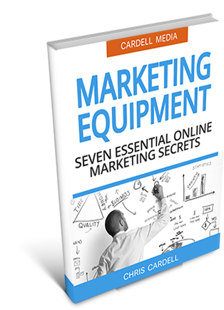 MARKETING EQUIPMENT - THE SEVEN ESSENTIAL MARKETING SECRETS