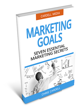 MARKETING GOALS EXAMPLES - SEVEN ESSENTIAL ONLINE MARKETING SECRETS