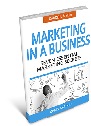 MARKETING IN A BUSINESS - SEVEN ESSENTIAL MARKETING SECRETS