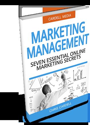 MANAGING MARKETING INFORMATION - SEVEN ESSENTIAL ONLINE MARKETING SECRETS