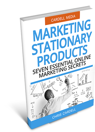 MARKETING STATIONARY PRODUCTS - SEVEN ESSENTIAL ONLINE MARKETING SECRETS