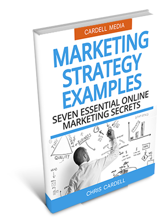 FREE MARKETING STRATEGY EXAMPLES - SEVEN ESSENTIAL ONLINE MARKETING SECRETS