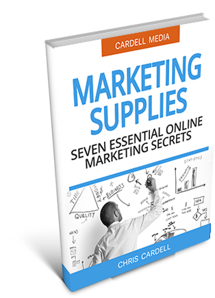 MARKETING SUPPLIES - SEVEN ESSENTIAL ONLINE MARKETING SECRETS