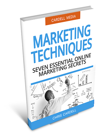 TECHNIQUES OF MARKETING - SEVEN ESSENTIAL ONLINE MARKETING SECRETS