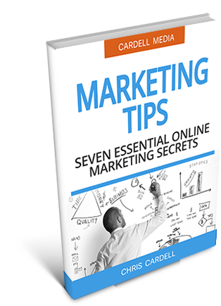 SALES MARKETING TIPS - SEVEN ESSENTIAL ONLINE MARKETING SECRETS