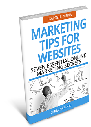 MARKETING TIPS FOR WEBSITES - SEVEN ESSENTIAL ONLINE MARKETING SECRETS