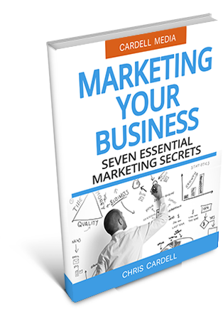 MARKETING MY BUSINESS - SEVEN ESSENTIAL MARKETING SECRETS