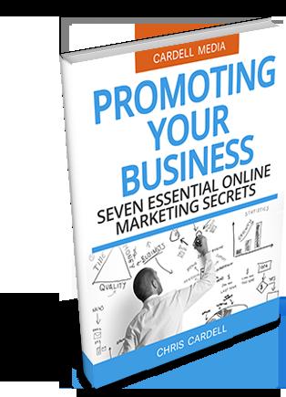 PROMOTING A BUSINESS - SEVEN ESSENTIAL ONLINE MARKETING SECRETS