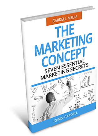 THE CONCEPT AND PROCESS OF MARKETING - THE SEVEN SECRETS TO A SUCCESSFUL MARKETING PLAN
