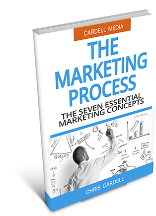 THE MARKETING PROCESS - THE SEVEN ESSENTIAL MARKETING CONCEPTS