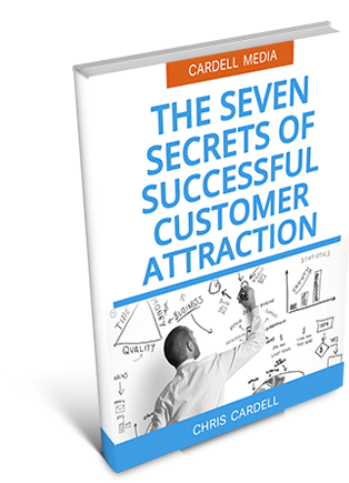 ATTRACT NEW CUSTOMERS - SEVEN ESSENTIAL ONLINE MARKETING SECRETS